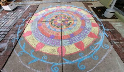 2nd Annual Sidewalk Chalk Festival