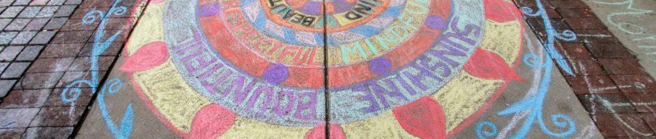2nd Annual Sidewalk Chalk Festival